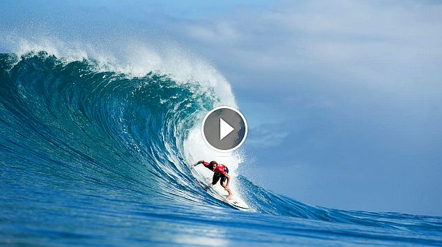 Break Breakdown Banzai Pipeline with John Florence