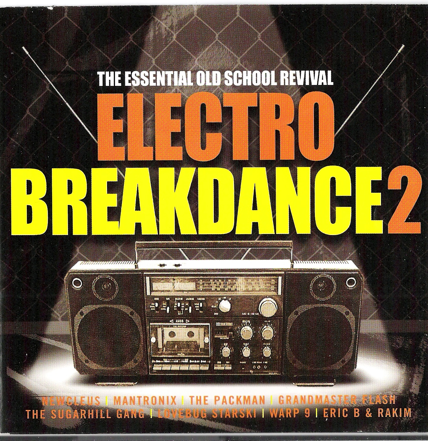 Missing Hits 7 : ELECTRO BREAKDANCE VOL 2 [THE ESSENTIAL OLD