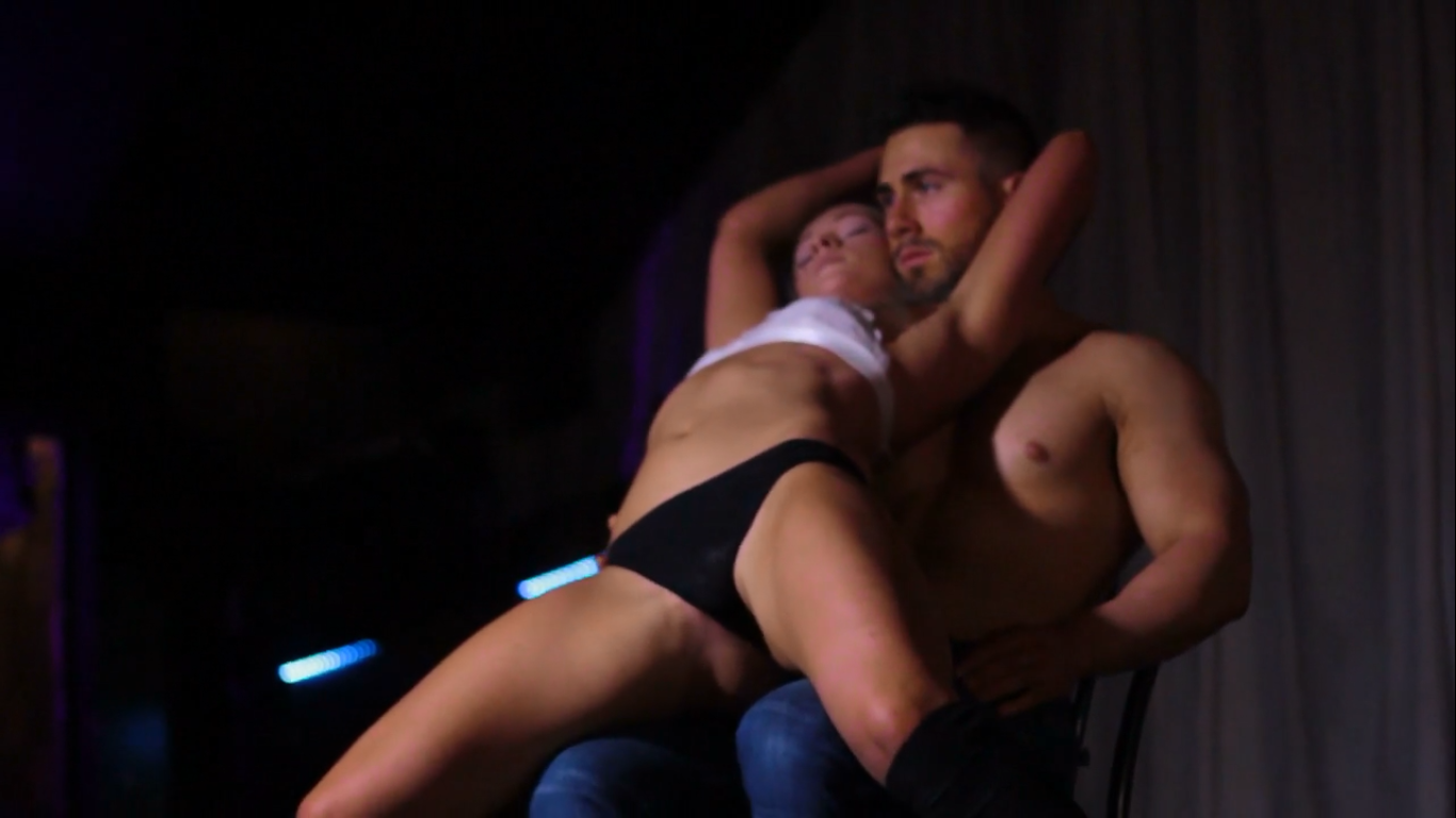 Sexy Girls Giving Lapdance