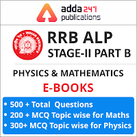 RRB ALP Phase II Part B: Topic Wise eBooks For Physics And