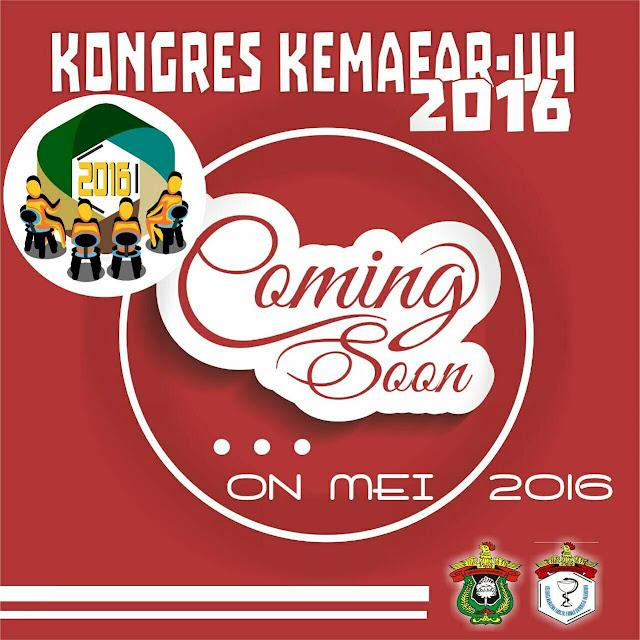 Coming Soon Kongres KEMAFAR-UH