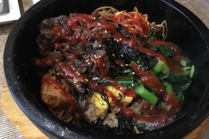 [餐廳]台北中山區 韓太閣韓國烤肉料理-有超讚鍋粑的石鍋拌飯及好喝的辣豆腐湯!