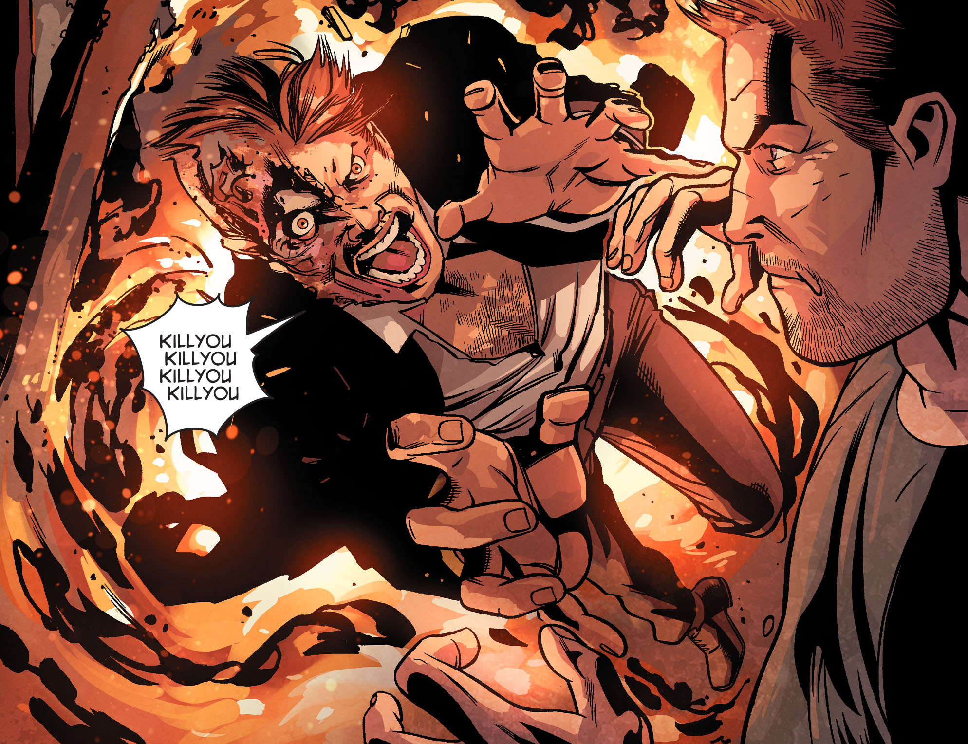 Read online Arrow: Season 2.5 [I] comic -  Issue #22 - 12