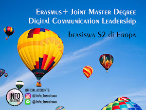 Beasiswa S2 di Eropa: Joint Master Degree in Digital Communication Leadership