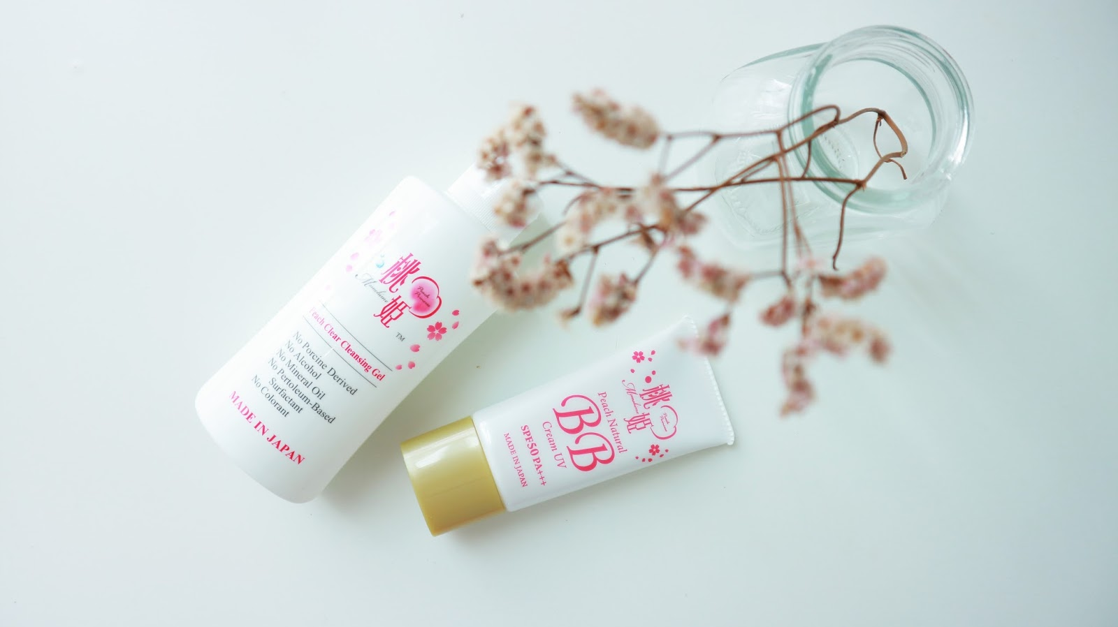 Momohime BB cream & Cleansing Gel Review (New Arrivals