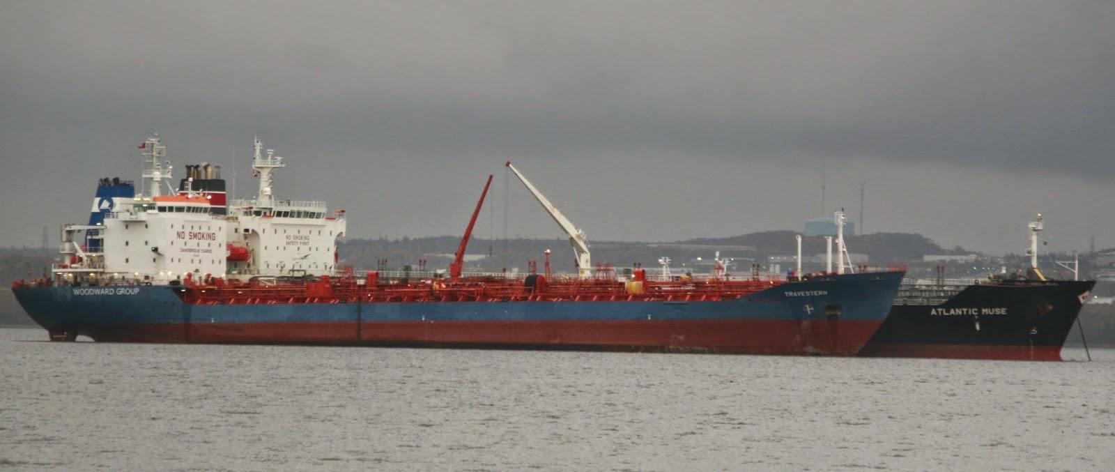 Overhead Crane Newfoundland : October halifax shipping news