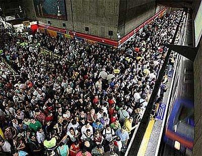 Encoxada no metro - 1 1
