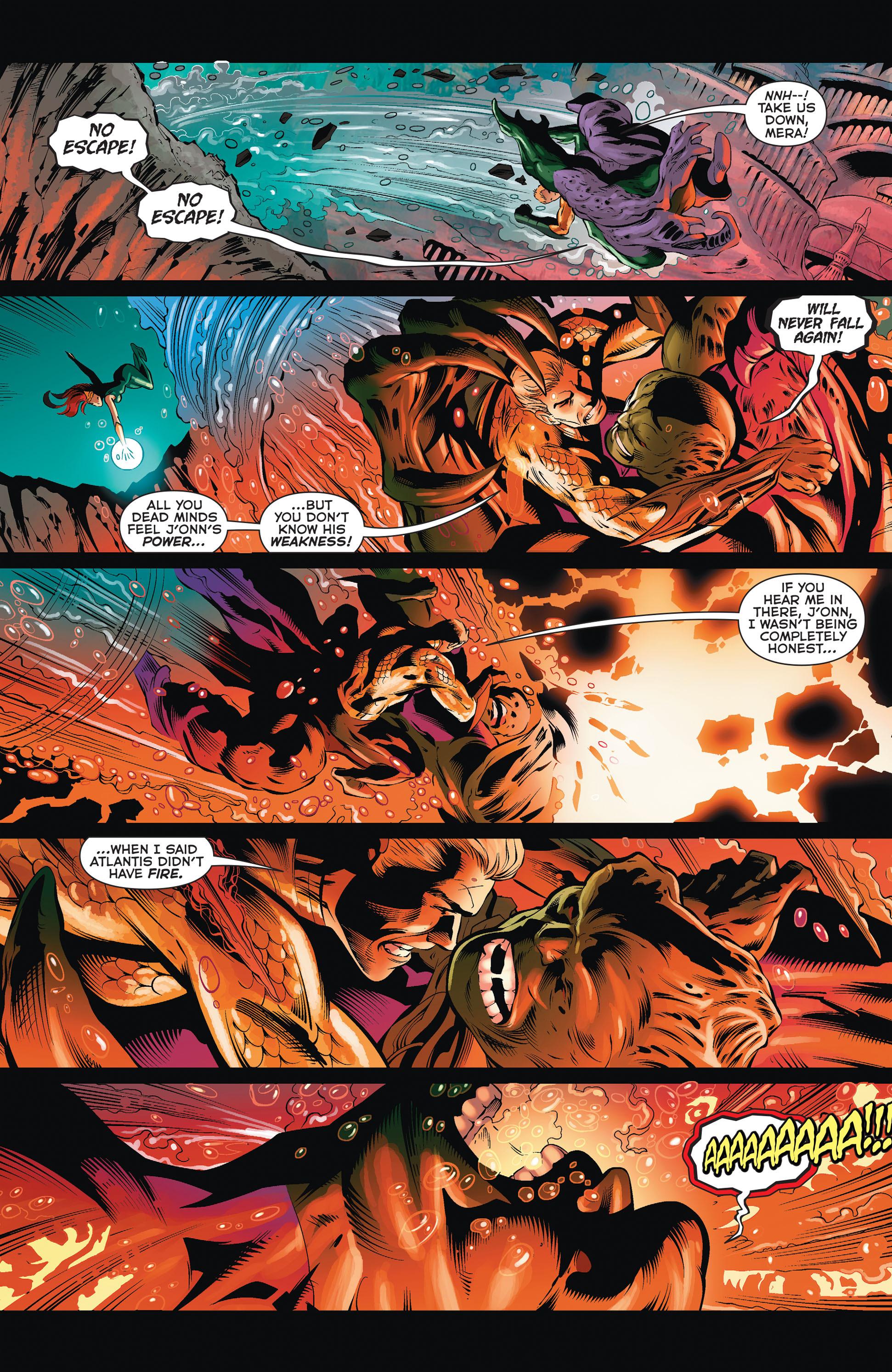 Read online Aquaman (2011) comic -  Issue #36 - 19