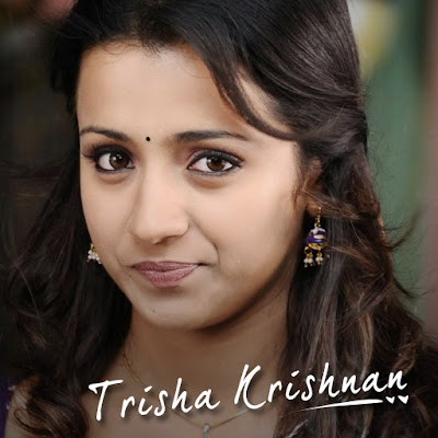 Trisha Krishnan 3D live Wallpaper For Android Mobile Phone