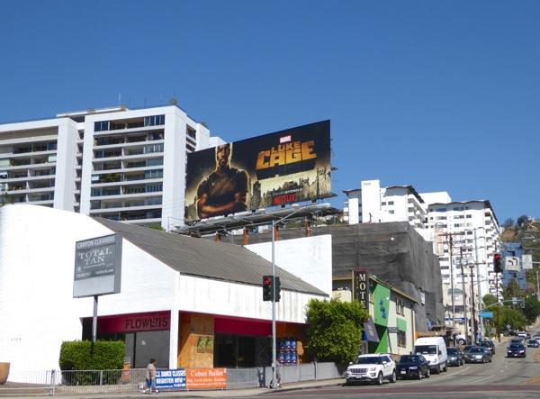 Luke Cage season 1 billboard
