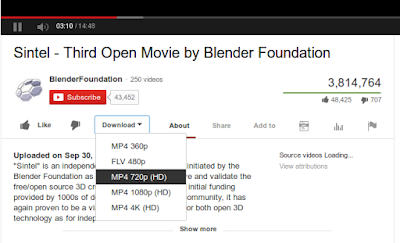 تحميل الفديوهات من اليوتيوب بدون برامج