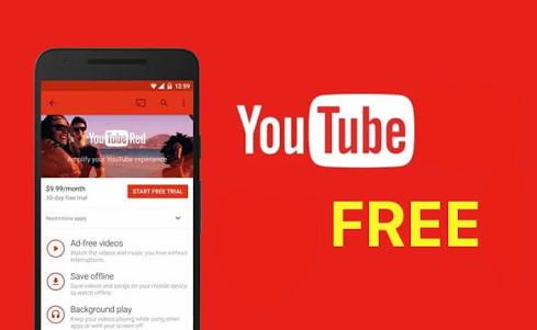 Suka Nonton YouTube? Pake YouTube Free Bikin Puas Gak Ada Matinya!