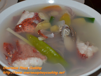Towa - Fish and Clams Soup