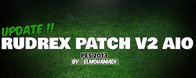الاصدار Rudrex Patch افريقيا التحديثات