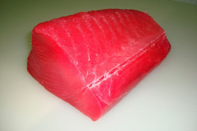 Yellowfin Tuna Loin Recipe Simple and Easy to Cook