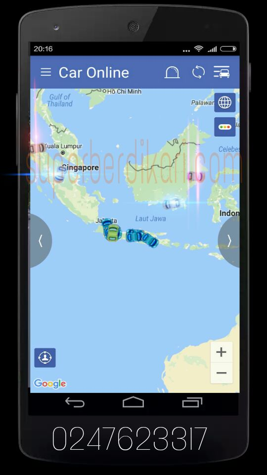 GPS TRACKER PASANG SEMARANG KENDAL UNGARAN DEMAK