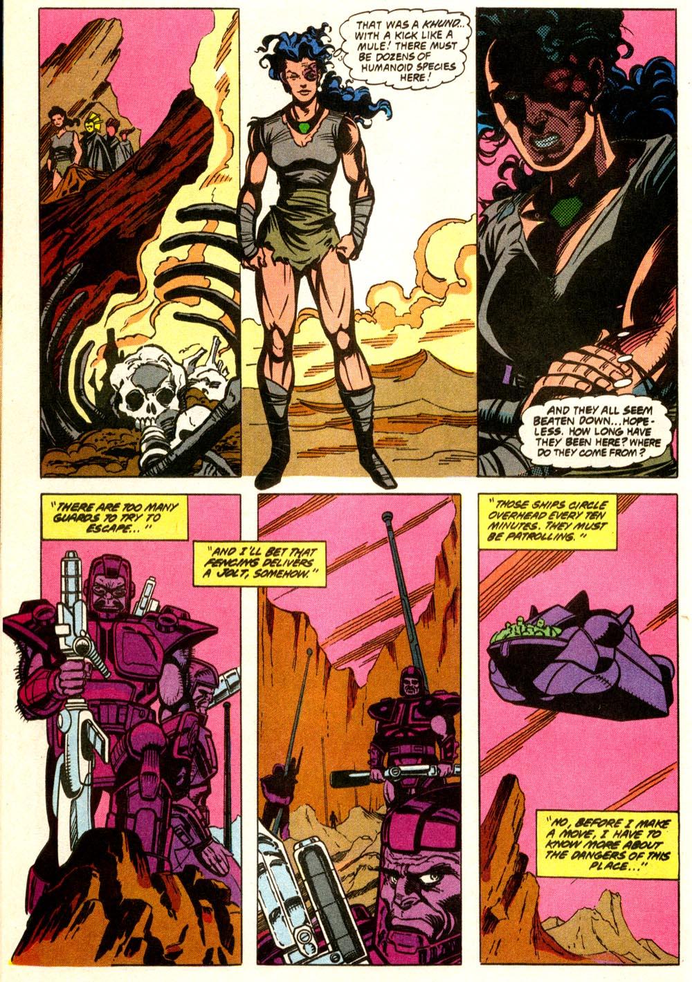 Read online Wonder Woman (1987) comic -  Issue #67 - 18