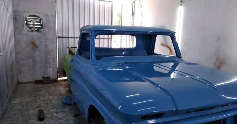 Chevrolet C10 Viking 1965 Original Body Set Lapak Mobil Dan