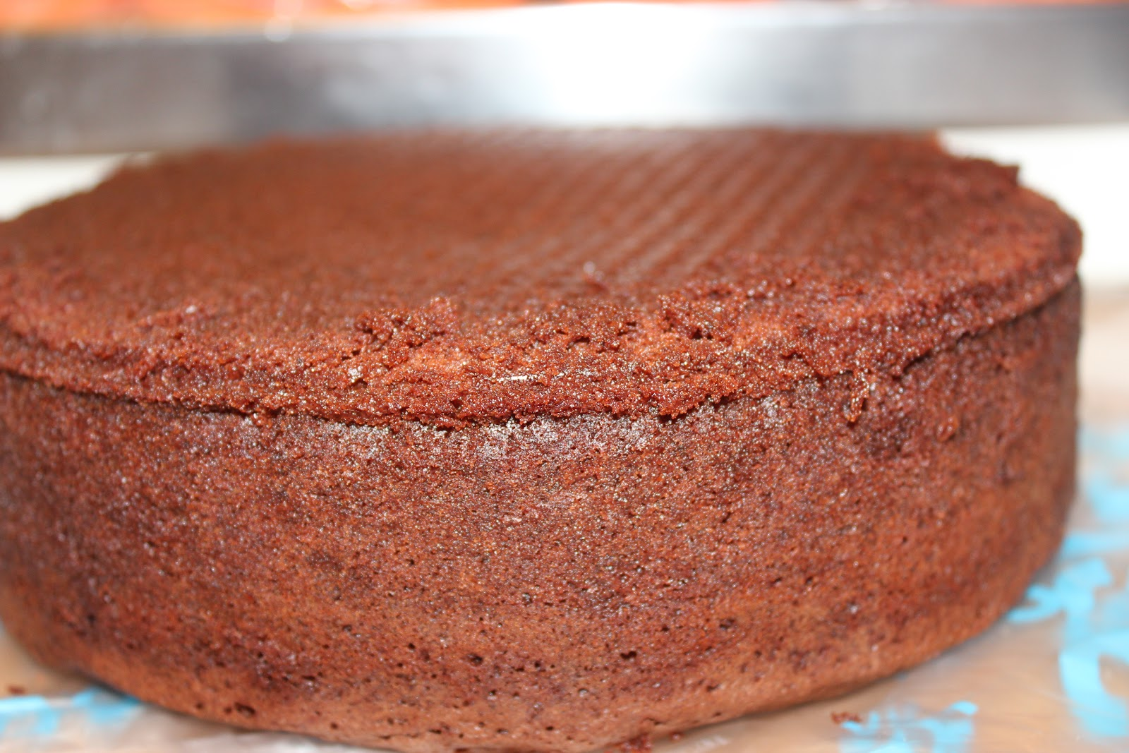 tårtbotten choklad
