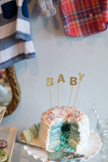 Walmart Gender Reveal Cakes Domestic Fashionista Baby Boy Party