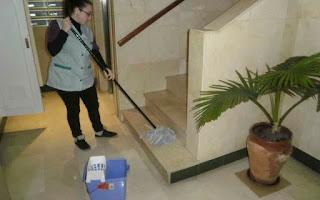 Limpieza: mantenimiento de comunidades de vecinos