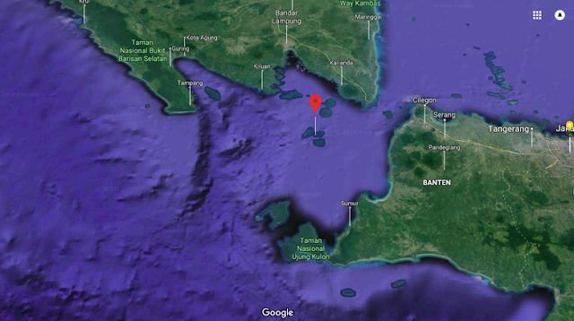 Sumber Potensi Tsunami Selat Sunda: Krakatau, Graben, Megathrust