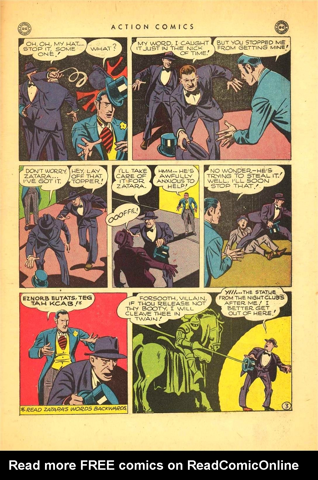 Read online Action Comics (1938) comic -  Issue #92 - 45