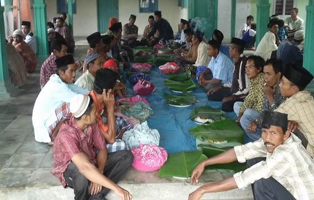 adat jawa kenduri | wonderful Indonesia