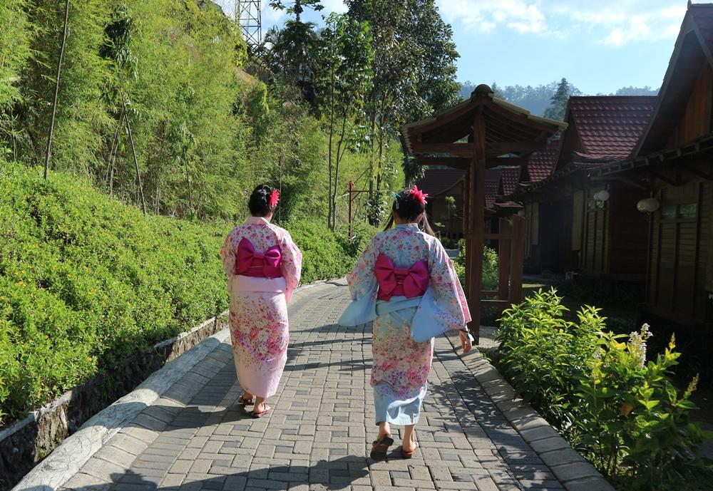 Wisata Di Malang Nuansa Jepang Wisata Nusantara