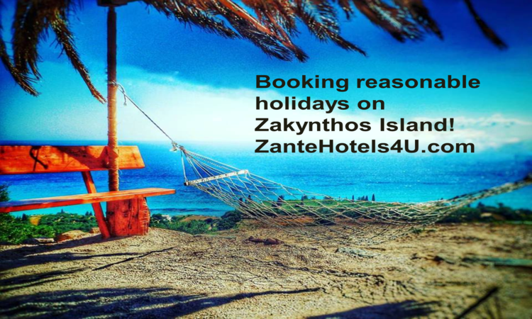 Find out how you can book budget holidays on Zakynthos Island, Greece