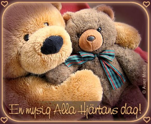 Mysig alla hjärtans dag