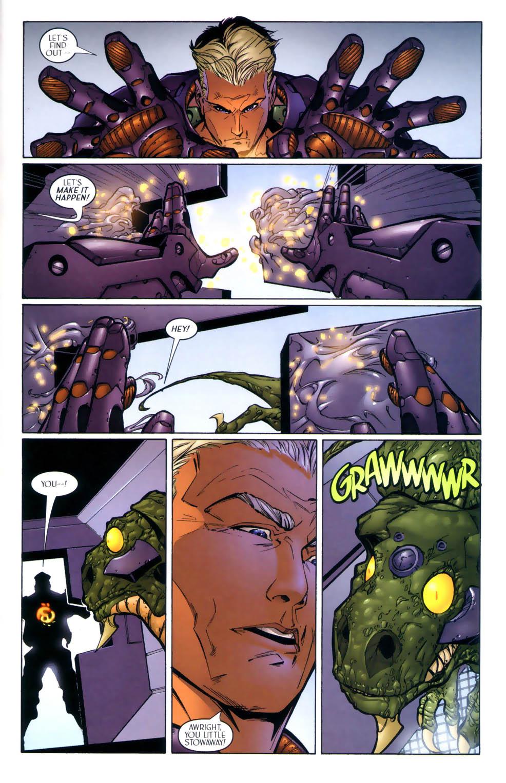 Read online Sigil (2000) comic -  Issue #2 - 20