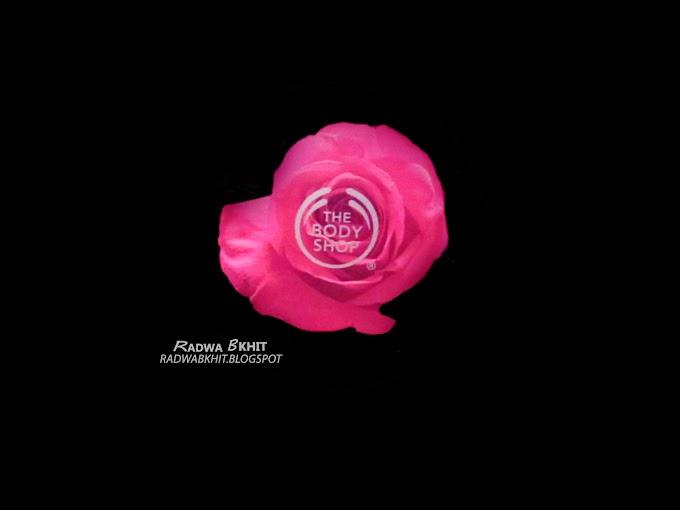 The Gift box from The Body Shop_بوكس الهدايا من ذا بودى شوب (بريتش روز)_Britsh rose privew