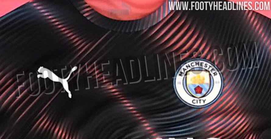 finest selection a1768 dd3a4 Puma Manchester City 19-20 Stadium Jersey Leaked - Footy ...