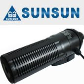 SunSun Submersible Aquarium or Pond UV Sterilizer Filter, Pump Review