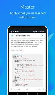 UdaCity, Aplikasi Ngoding Untuk Android