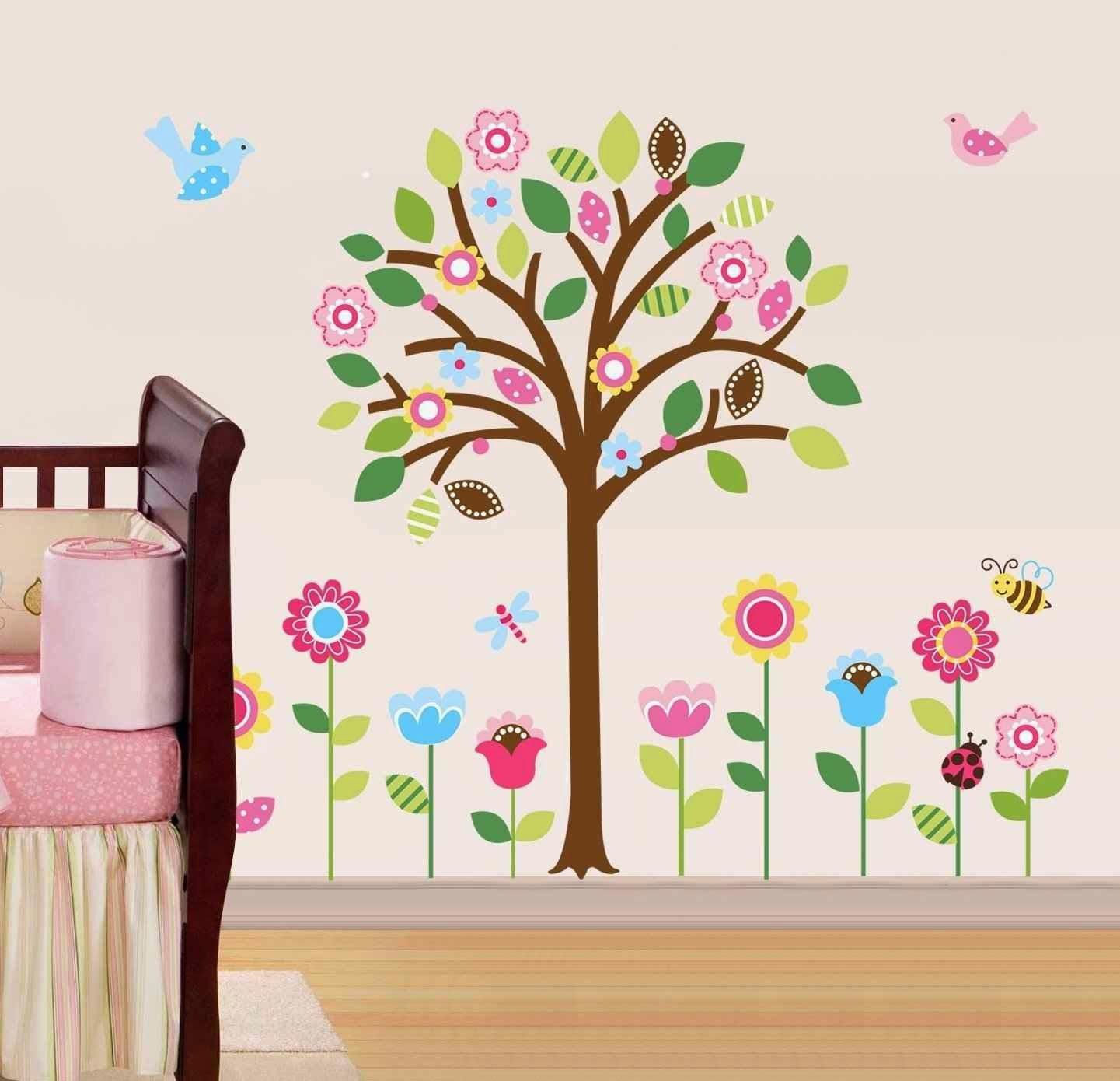 Arbolitos para el Dormitorio de Bebé.