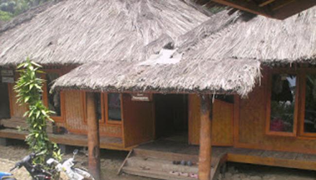 88+ Gambar Rumah Adat Kampung Kuta HD