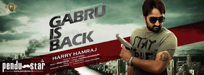 Gabru is Back Harry Hamraj Downlaod New Punjabi mp3 full song