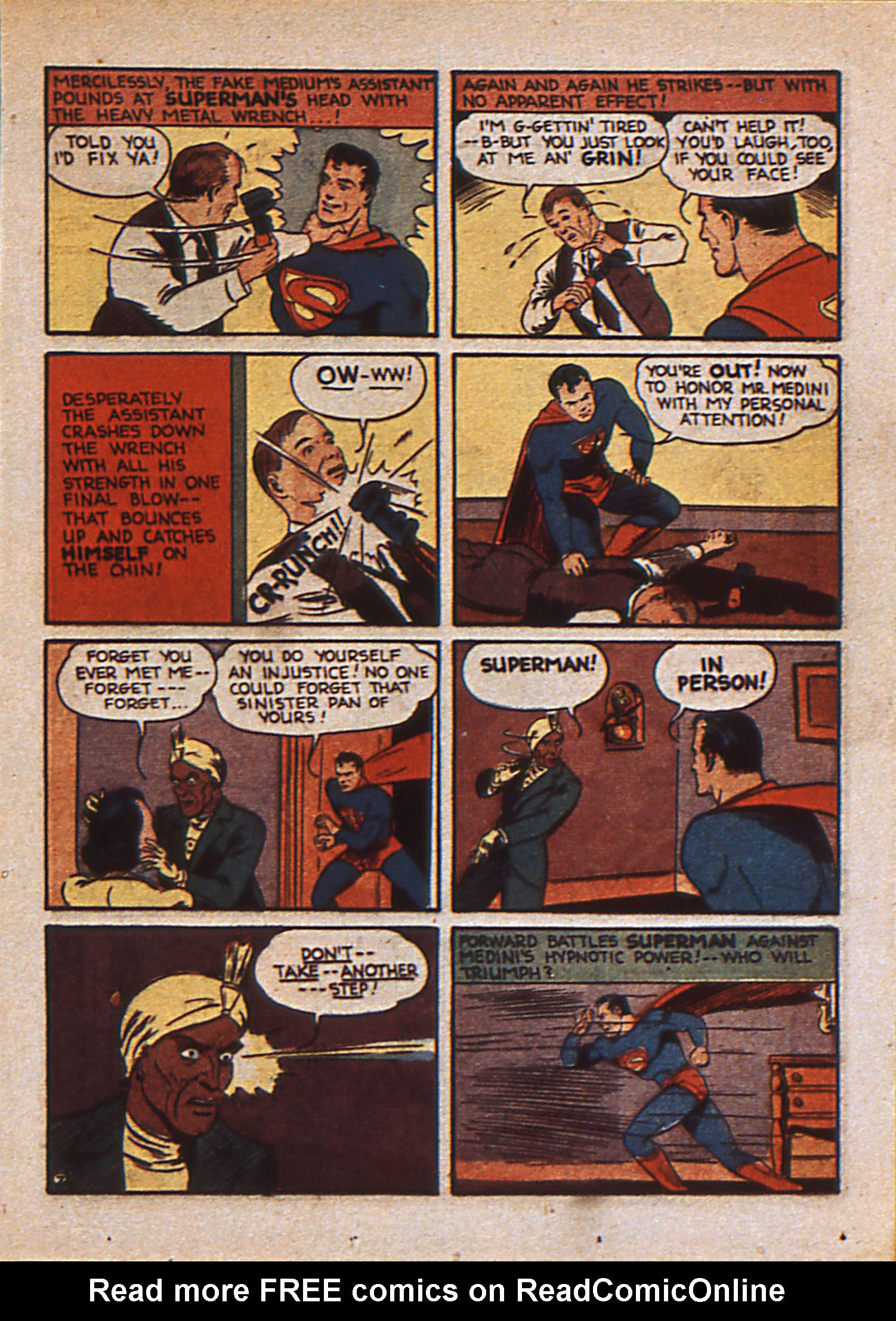 Read online Action Comics (1938) comic -  Issue #25 - 10
