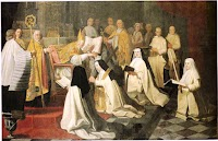 Carthusian Nuns and the Use of the Maniple and Stole