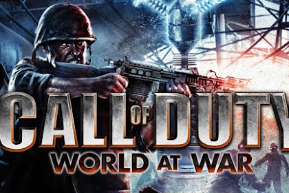 How to Download Game Call of Duty World at War 1 for Computer PC or Laptop