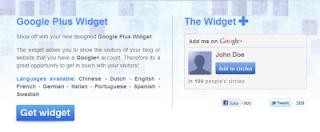 Koleksi Widget Untuk Mempercantik Blog