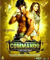 Lính Đặc Công - Commando