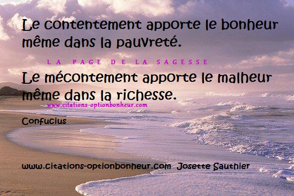 Citaten Confucius : La page de sagesse citation confucius sur le