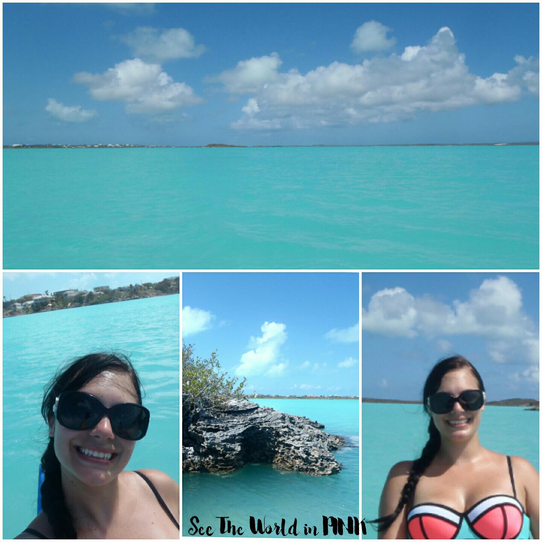 "Travel Post - My Turks and Caicos Vacation Part 4 Recap ""Providenciales, Chalk Sound and Sapodilla Bay"""