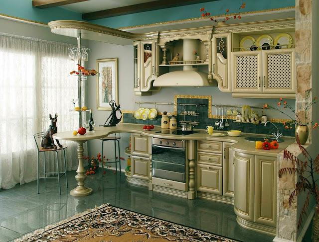 thiết kế nhà bếp - mẫu số 2