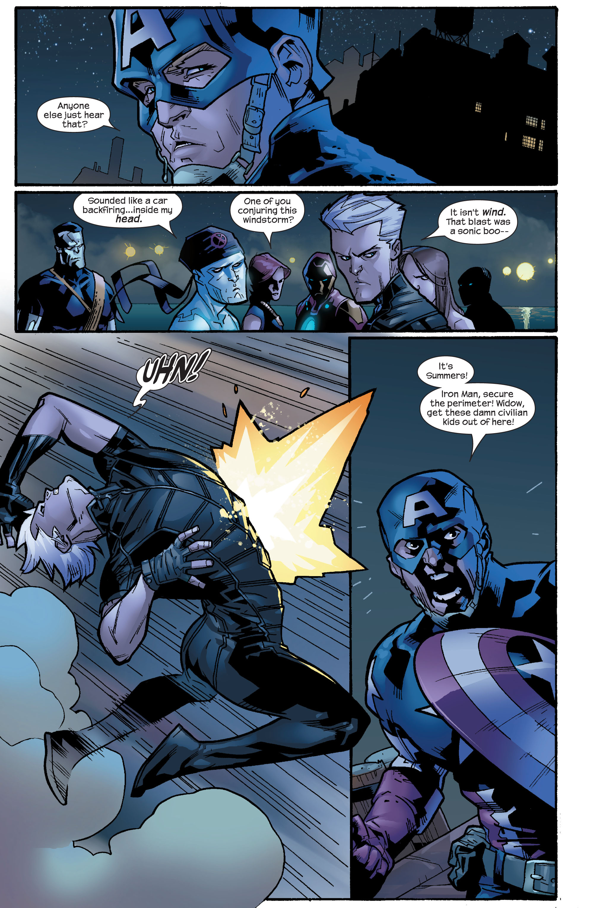 Read online Ultimate X-Men comic -  Issue #64 - 10
