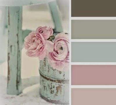 el shabby chic es por excelencia el estilo de los tonos pastel rosas suaves azules claros beiges y grises logran ese efecto romntico y delicado que