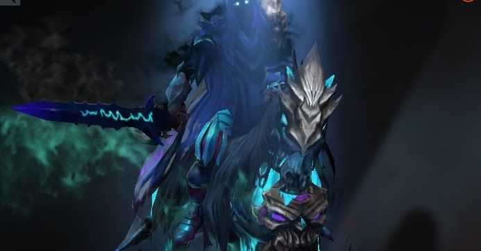 Abaddon Arsenal Of The Demonic Vessel Dota 2 Mods